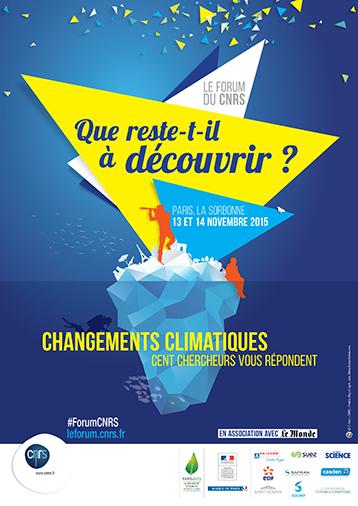 Forum CNRS 2015