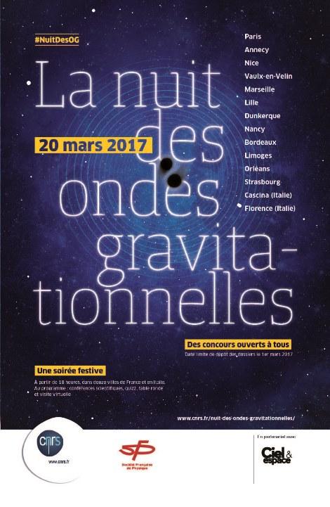 Affiche Nuit des OG