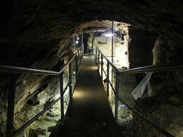 Néandertal grotte