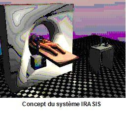 Concept du système IRASIS
