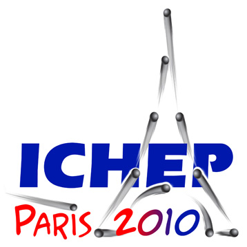 Logo Ichep 2010