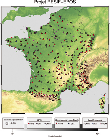 Map-resif