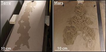 pentes martiennes 2
