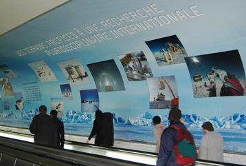 Le CNRS aux pôles