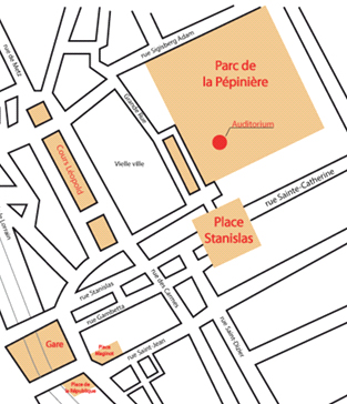 Plan Nancy