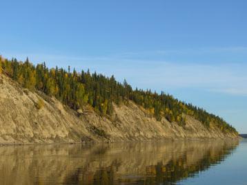 Le fleuve Mackenzie