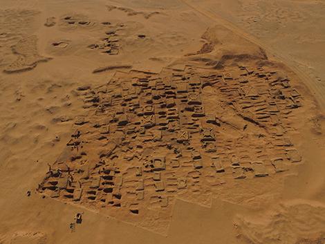 Site fouilles Sedeinga