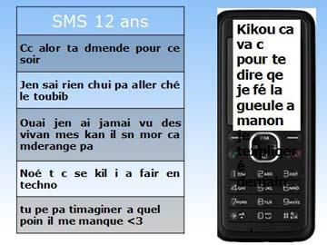 Site de rencontre pour ado par sms