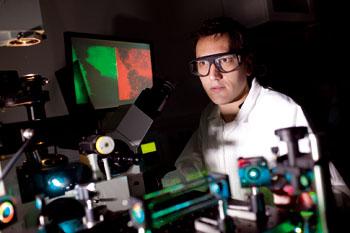 nano biological probes