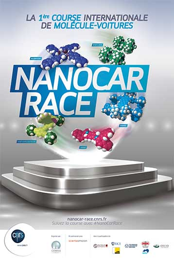 Affiche nanocars