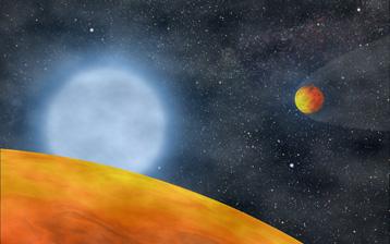 ctónico planetas