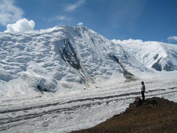 Glaciers Alaska
