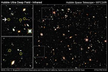 UDFy-38135539 galaxia