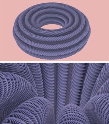 Flat torus