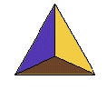 tetraedre dans HOLONS