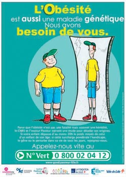 Affiche campagne