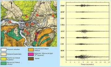 Le plan de pr vention des risques sismiques pour la ville for Plan de prevention des risques entreprises exterieures