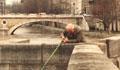 pêcheur à Paris