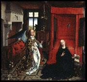 Annonciation Van der weyden